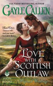 ARC Review: Love With a Scottish Outlaw by Gayle Callen