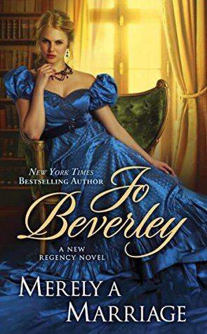 ARC Review: Merely a Marriage by Jo Beverley