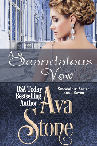 Author Visit: A Scandalous Vow by Ava Stone (Interview, Excerpt, Review & Giveaway)