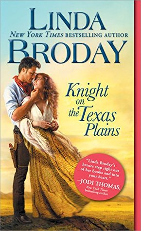 Blog Tour: Knight on the Texas Plains by Linda Broday (Excerpt & Giveaway)