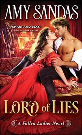 Lord of Lies (Fallen Ladies Book 3) by Amy Sandas