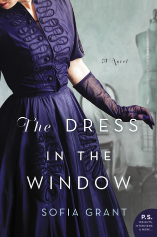 Blog Tour: The Dress in the Window by Sofia Grant (Excerpt & Giveaway)