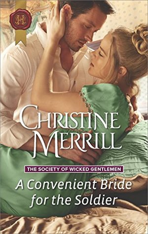 ARC Review: A Convenient Bride for the Soldier by Christine Merrill