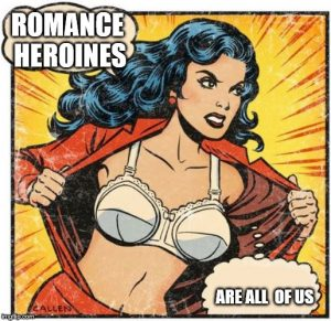 Saturday Discussion: The Power of Romance Heroines