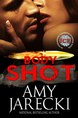 ARC Review: Body Shot by Amy Jarecki