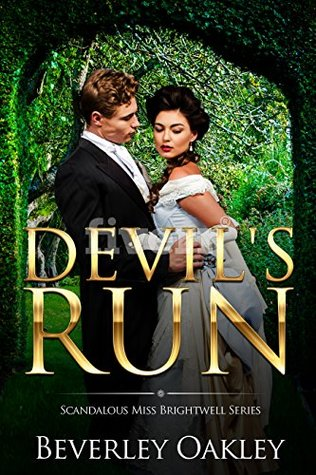 Blog Tour: Devil's Run by Beverley Oakley (Excerpt & Giveaway)
