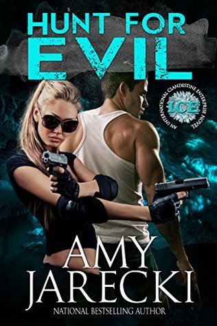 ARC Review: Hunt for Evil by Amy Jarecki