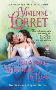 Book Tour: Just Another Viscount In Love by Vivienne Lorret (Excerpt & Giveaway)