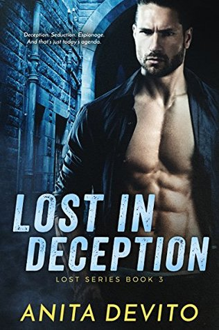 Blog Tour: Lost in Deception by Anita DeVito (Excerpt & Giveaway)