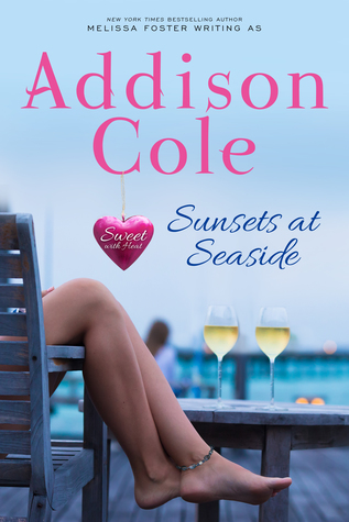 Blog Tour: Sunsets at Seaside by Addison Cole (Excerpt & Giveaway)