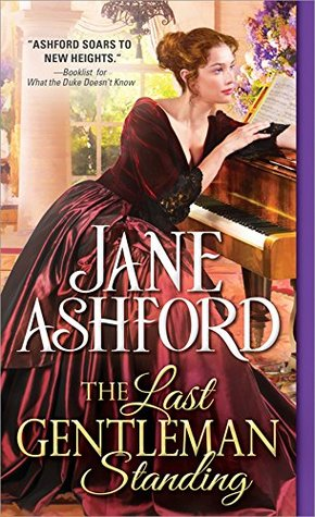 Blog Tour: Last Gentleman Standing by Jane Ashford (Excerpt, Review & Giveaway)