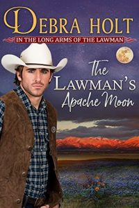 Book Blast: The Lawman's Apache Moon by Debra Holt (Excerpt & Giveaway)