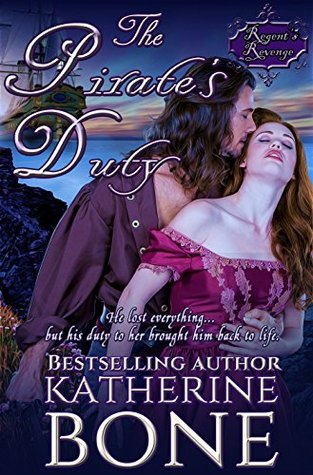Author Visit: The Pirate's Duty by Katherine Bone (Excerpt, Review & Giveaway)