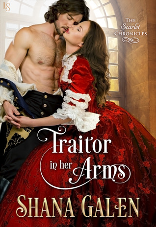 Author Visit: Traitor in Her Arms by Shana Galen (Excerpt, Review & Giveaway)