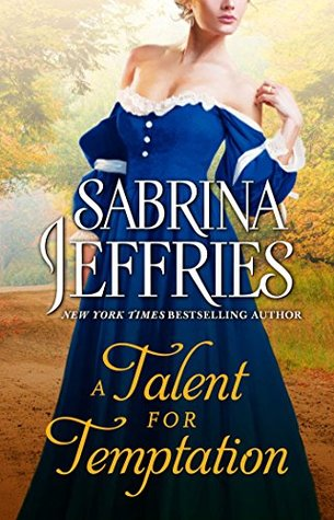 ARC Review: A Talent for Temptation by Sabrina Jeffries