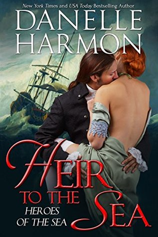 Author Visit: Heir to the Sea by Danelle Harmon (Excerpt, Review & Giveaway)