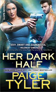 Blog Tour: Her Dark Half by Paige Tyler (Excerpt, Review & Giveaway)
