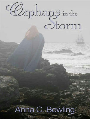 Author Visit: Orphans in the Storm by Anna C. Bowling (Excerpt & Giveaway)