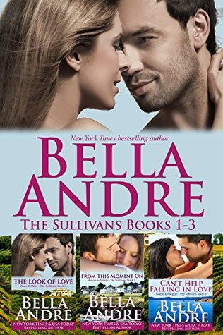 Blog Tour: The Sullivans Series by Bella Andre (Excerpt)