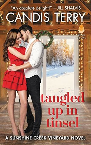 Blog Tour: Tangled Up In Tinsel by Candis Terry (Excerpt)