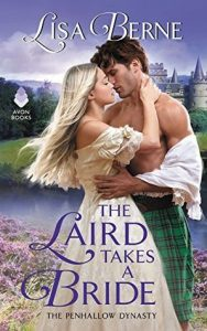 Blog Tour: The Laird Takes a Bride by Lisa Berne (Excerpt, Review & Giveaway)