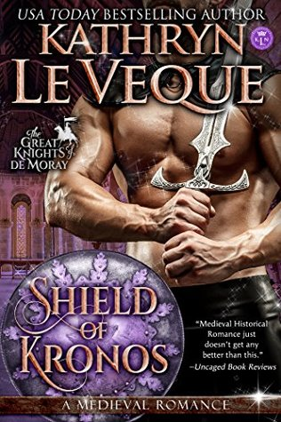 Author Visit: Shield of Kronos by Kathryn Le Veque (Excerpt & Giveaway)