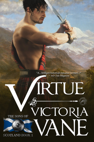 Author Visit: Virtue by Victoria Vane (Excerpt, Review & Giveaway)