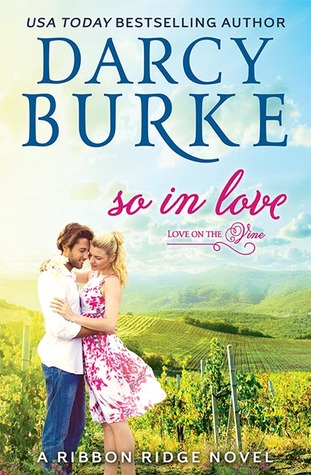 Blog Tour: So In Love by Darcy Burke (Excerpt, Review & Giveaway)