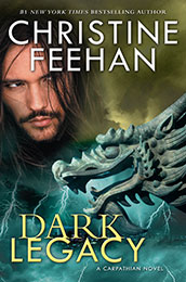 Author Visit: Dark Legacy by Christine Feehan (Excerpt, Review & Giveaway)