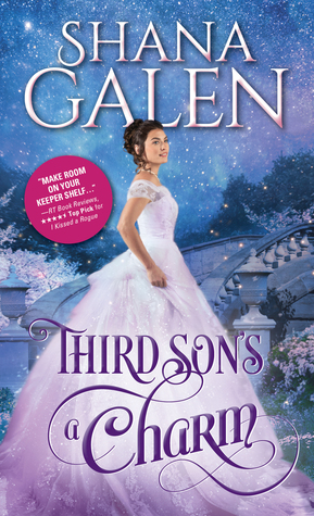 Spotlight: Third Son's a Charm by Shana Galen (Excerpt & Giveaway)