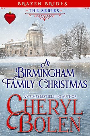 Author Visit: A Birmingham Family Christmas by Cheryl Bolen (Excerpt, Review & Giveaway)