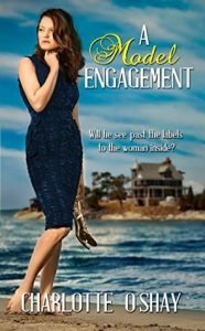 Blog Tour: A Model Engagement by Charlotte O'Shay (Excerpt & Giveaway)