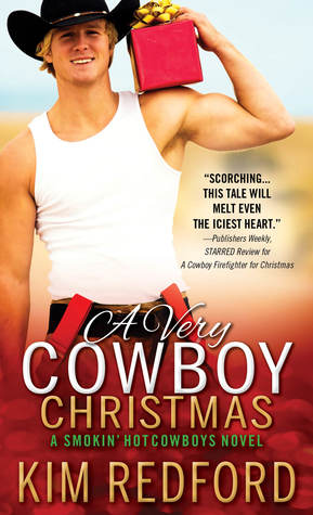 Spotlight Tour: A Very Cowboy Christmas by Kim Redford (Excerpt & Giveaway)