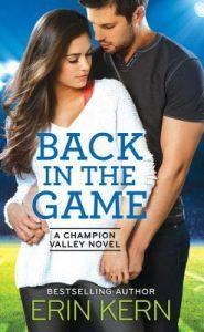 Release Blitz: Back in the Game by Erin Kern (Excerpt & Giveaway)
