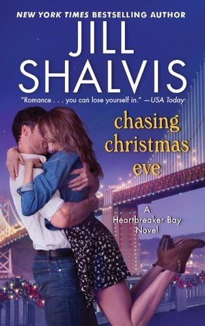 Blog Tour: Chasing Christmas Eve by Jill Shalvis (Excerpt & Review)