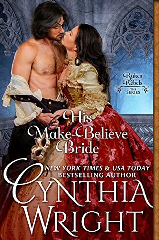 Author Visit: His Make-Believe Bride by Cynthia Wright (Excerpt, Review & Giveaway)