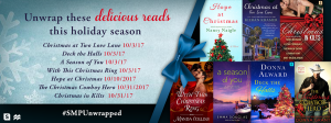 Spotlight: SMP Romance Holiday Blitz (Author Questions & Answers)