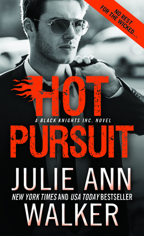 ARC Review: Hot Pursuit by Julie Ann Walker