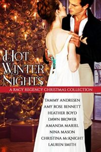 Author Event: Hot Winter Nights: An Anthology (Review & Giveaway)
