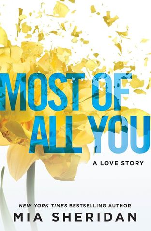Release Blitz: Most of All You by Mia Sheridan (Excerpt, Review & Giveaway)