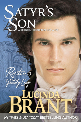Author Visit: Satyr's Son by Lucinda Brant (Excerpt, Review & Giveway)