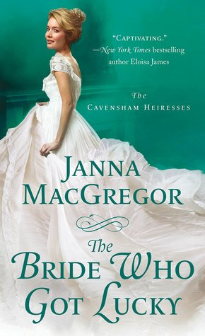 Author Visit: The Bride Who Got Lucky by Janna MacGregor (Excerpt & Giveaway)