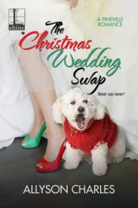 Book Blast: The Christmas Wedding Swap by Allyson Charles (Excerpt & Giveaway)
