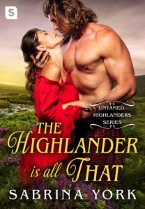 ARC Review: The Highlander is All That by Sabrina York