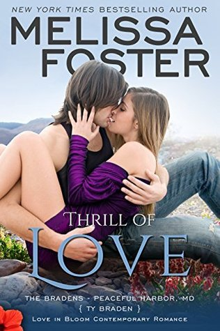Blog Tour: Thrill of Love by Melissa Foster (Excerpt, Review & Giveaway)