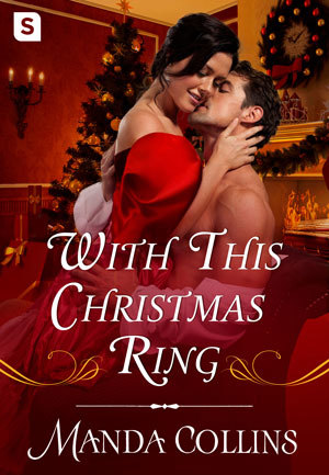 ARC Review: With This Christmas Ring by Manda Collins (Review & Giveaway)