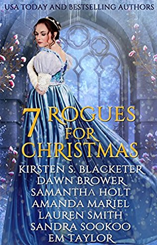 Author Event: Seven Rogues for Christmas: A Historical Romance Holiday Collection (Excerpt & Giveaway)