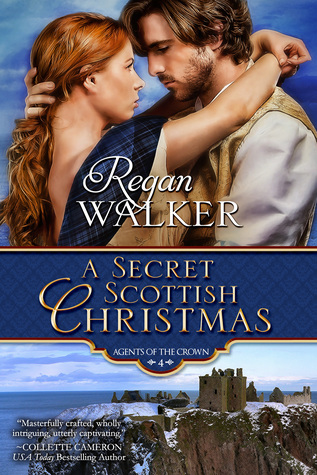 Author Visit: A Secret Scottish Christmas by Regan Walker (Excerpt & Giveaway)
