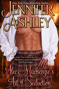 Author Visit: Alec Mackenzie's Art of Seduction by Jennifer Ashley