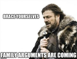 Saturday Discussion: This Argument is Valid